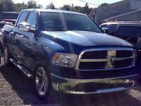 2012 Dodge 4dr Crew 4x4