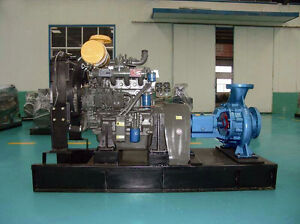 WATER PUMP IRRIGATION/MINING/ PUMP HEAVY DUTY 84 HP 400 M3/HOURS