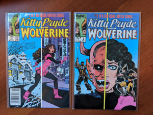 KITTY PRYDE AND WOLVERINE #1-6 NM/NM- 1984 CHRIS CLAREMONT