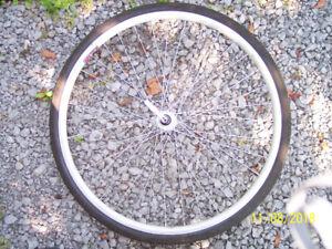 Roue arriere de vélo