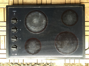 Maytag Glass Cooktop 4 elements