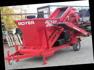Looking for Topsoil Processing equipment