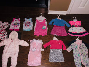 3-12 Month Baby Girl Clothing