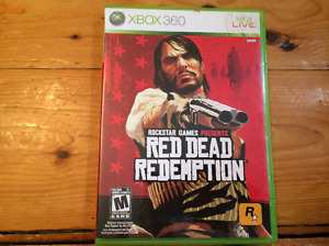 Red Dead Redemption. Xbox 360