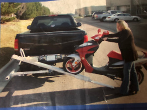 New Motor Cycle Carrier  ALUMINUM