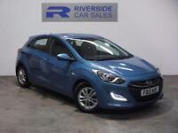 2013 HYUNDAI I30 1.6 ACTIVE 5DR AUTO 5 DOOR HATCHBACK