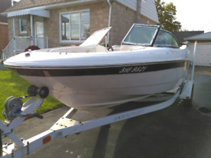 2003 Starcraft 17 Ft. 115 hp 4 stroke efi and trailer