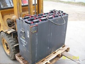 36Volt Fork Lift Battery