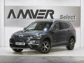 image for 2017 BMW X1 2.0 XDRIVE20D XLINE 5d 188 BHP Estate Diesel Automatic