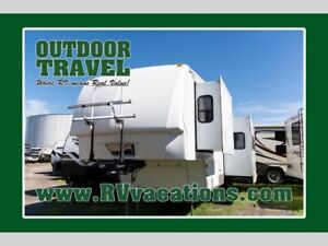 2008 Keystone RV Mountaineer 285RLD