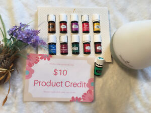 SALE:  Diffuser & 11 MUST HAVE Essential Oils