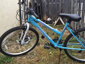 Women's Blue Mountain Bike