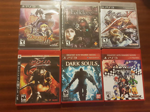 PS3 Games [Great Collection]