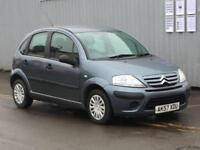 2007 CITROEN C3 1.4i Cool 5dr new MOT full history
