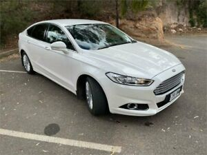 2016 Ford Mondeo MD Trend White 6 Speed Sports Automatic Hatchback Clare Clare Area Preview