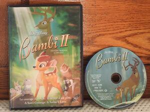 Films DVD's Disney pour Enfants
