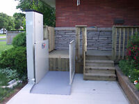 New and Used Deck/Wheelchair/Porch Lifts!!!!