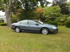 2002 Chrysler Concorde lxI cuire Berline
