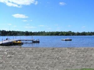 Finest Cottage Resort in the Kawarthas! Amazing sandy beach!