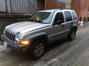 ****URGENT***** 2005 Jeep Liberty sports SUV
