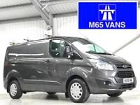 2016 FORD TRANSIT CUSTOM TREND GREY LOW MILEAGE 125PS L1H1 SWB