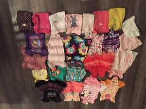 Girls 6-9 mos Summer Lot Mostly Carter's