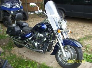 05 very rare color blue on black  C90 boulevard