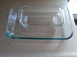 PYREX OVEN DISHES