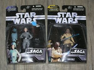 Star Wars Figures in original cases