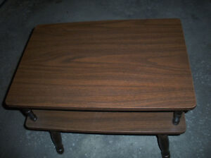 The dark brown coffee table for sale or better price