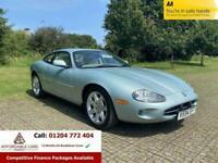 1999 Jaguar XK 4.0 V8 COUPE 2d 290 BHP Coupe Petrol Automatic