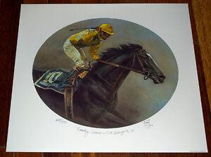 Fred Stone Sunday Silence Pat Valenzuela Horse Racing
