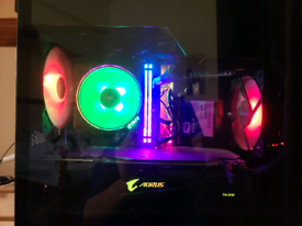 Mini ITX with Monitor and Razer Keyboard & Mouse MOVING NEED GONE OBO