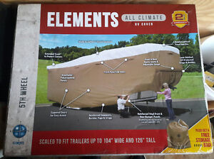 ALL SEASON FIFTH WHEEL COVER (New in Box)