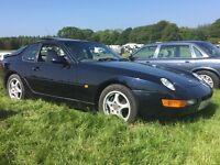 Porsche 968 Manual