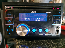 CHEAP JVC KW XR610 DOUBLE DIN STEREO
