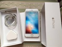 White-silver IPhone 6 Plus for sale Ely