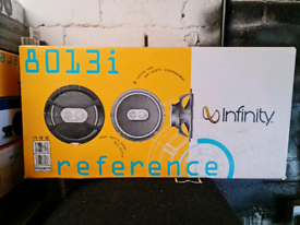BRAND NEW INFINITY REFERENCE 8013I SPEAKERS