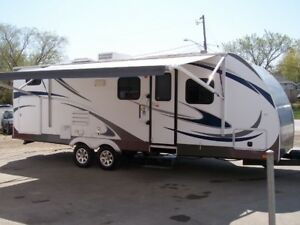 2013 Shadow Cruiser S260BHS