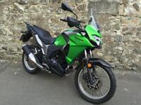 2017 Kawasaki VERSYS X 300 CHF