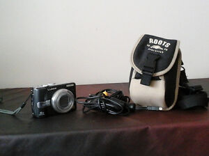 Camera with accessories