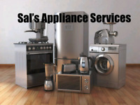 Appliances and dishwasher installation
