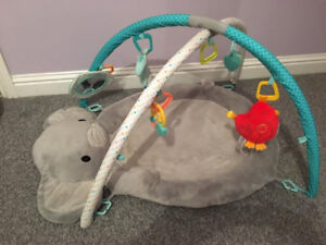 Enchanted Elephant Activity Mat/Gym - Like new