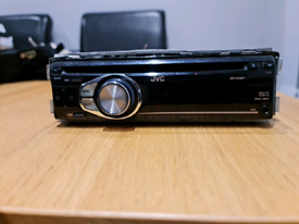 JVC KD R301 STEREO - CD AND AUX PORT