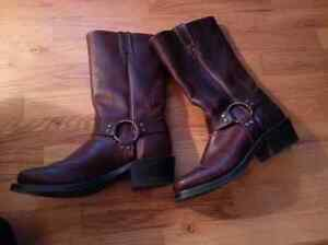 Women's Boulet Motorcycle Boots - Size 8