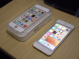 BNIB Gold iPod Touch 6th Gen 16GB for sale