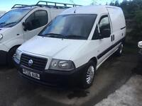 FIAT SCUDO JTD SX , White, Manual, Diesel, 2005