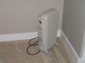 oil space heater