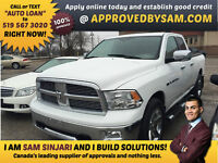 Dodge Ram 1500 Big Horn 5.7L HEMI - NEW TIRES AND TONNEL COVER