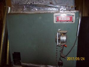 Kerr wood furnace
